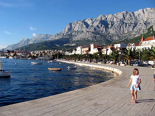 Makarska - Photo by Duje Antonini
